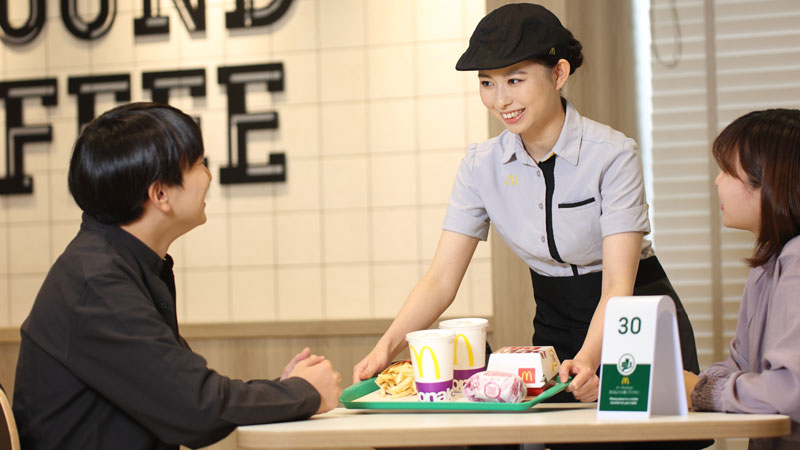 マクドナルド常盤台駅前店 アルバイト募集情報2