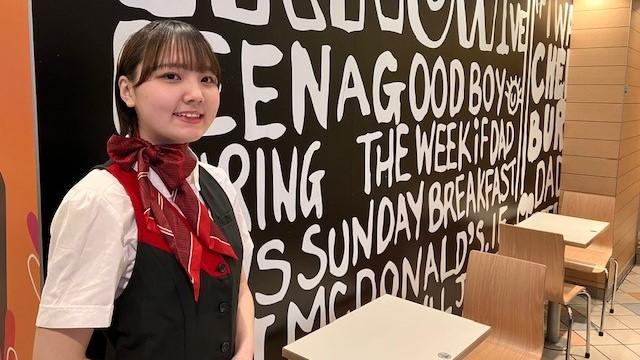 マクドナルド大森駅北口店 アルバイト募集情報3
