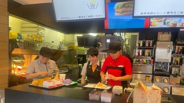 マクドナルド東長崎駅前店 アルバイト募集情報1