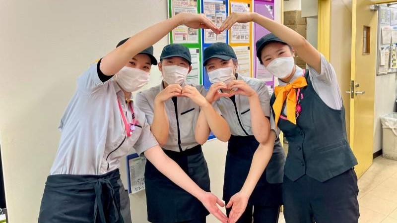 マクドナルド新横浜駅前店 アルバイト募集情報1