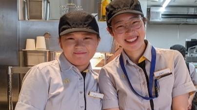 マクドナルド新浜松駅前店 アルバイト募集情報1