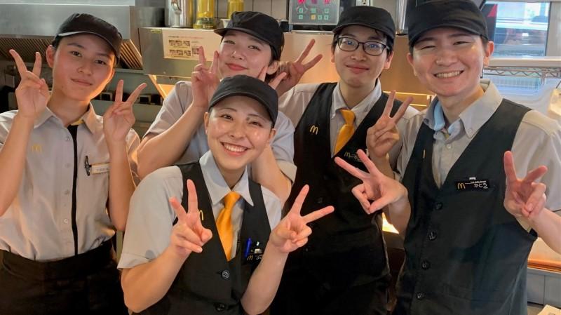 マクドナルド勝川橋店 アルバイト募集情報3