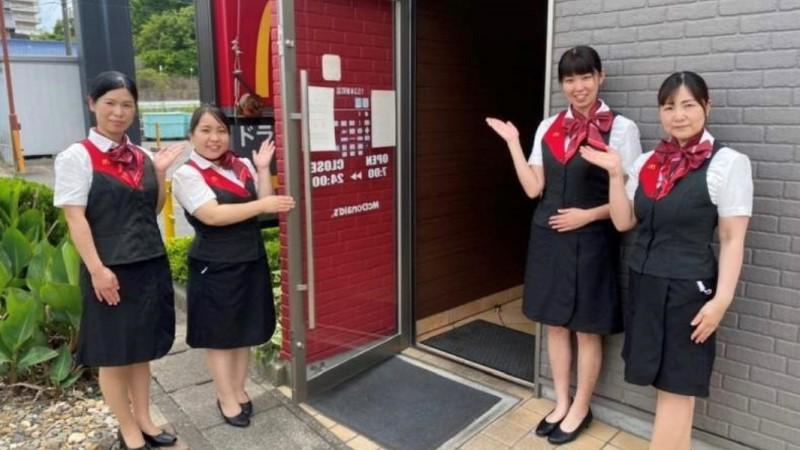 マクドナルド153本新町店 アルバイト募集情報1