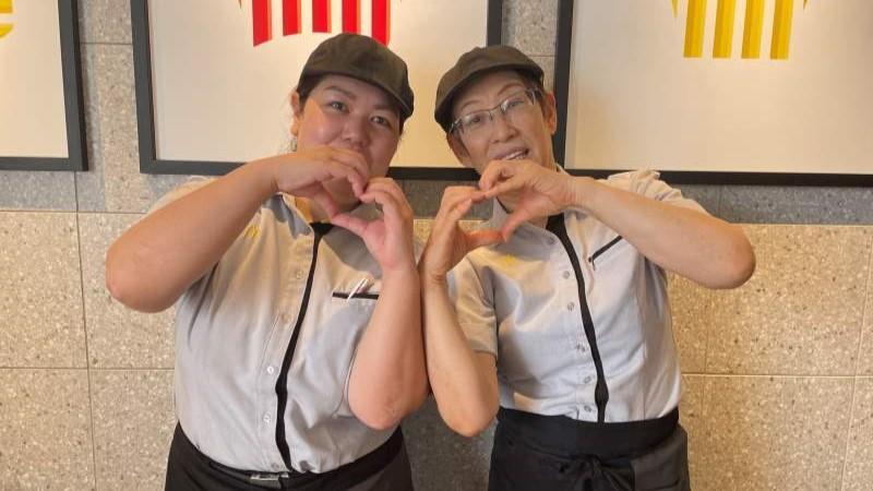 マクドナルド東名三好インター店 アルバイト募集情報1