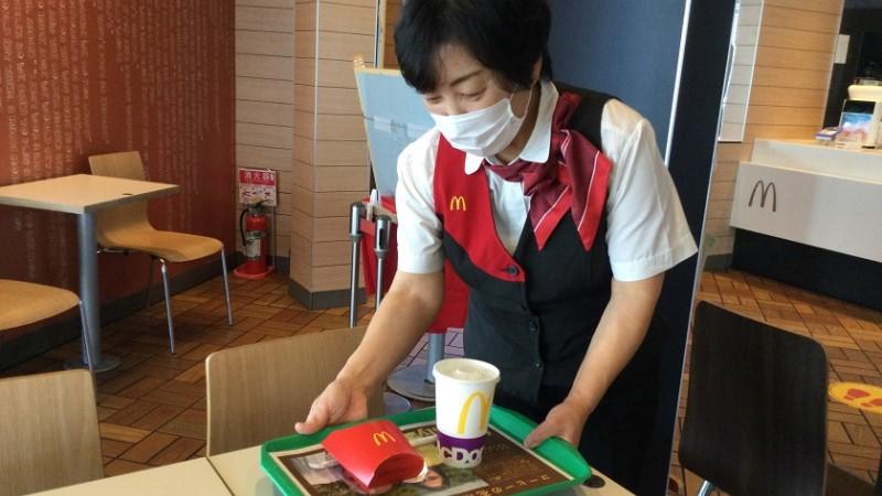 マクドナルド1号線四日市店 アルバイト募集情報1