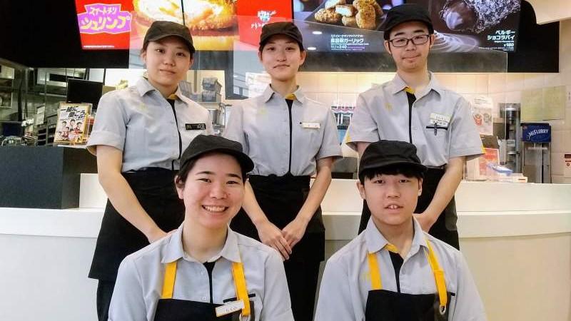 マクドナルド甲子園イトーヨーカドー店 アルバイト募集情報1