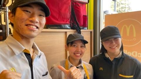 マクドナルド阪神尼崎駅店 アルバイト募集情報2
