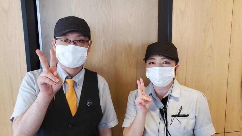 マクドナルド42号田辺バイパス店 アルバイト募集情報3