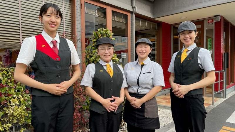 マクドナルド宇和島店 アルバイト募集情報2